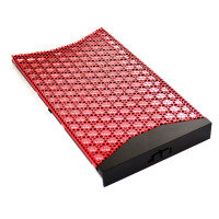 Antec Top Mesh P50 Case Window Red Colour