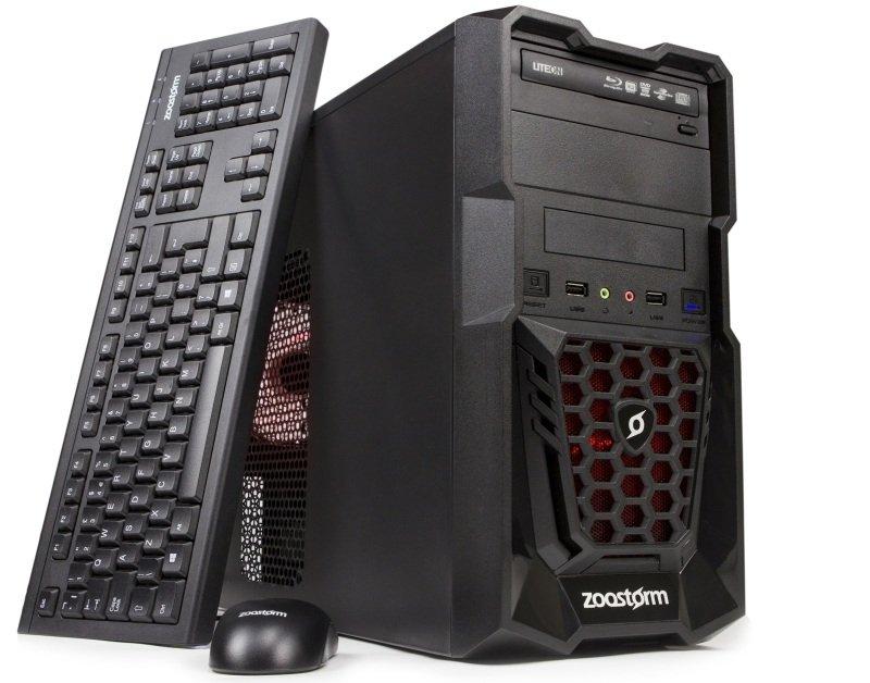 Zoostorm Tempest Gaming Desktop PC