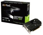 Zotac GeForce GTX 960 2GB GDDR5 DVI HDMI 3 x DisplayPort PCI-E Graphics Card