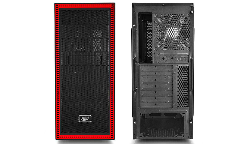 Deepcool TESSERACT SW Red PC Case