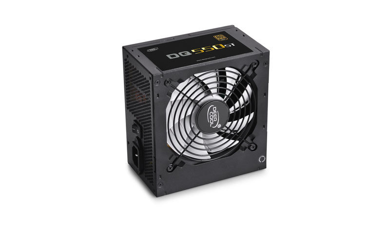 Image of Deepcool 550W DQ550ST 80 Plus Gold Power Supply