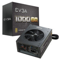 EVGA 1000 GQ Modular Gold Rated 80+ Power Supply