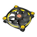 Thermaltake Riing 12 Led Yellow 120mm Fan