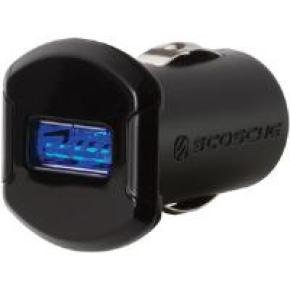 Scosche reVOLT 12W USB Car Charger with Illuminated USB