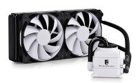 Deepcool CAPTAIN 240 White Liquid CPU Cooler