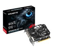 EXDISPLAY Gigabyte R7 360 OC 2GB GDDR5 Dual-Link DVI-I DVI-D HDMI DisplayPort PCI-E Graphics Card