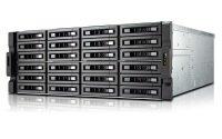 QNAP TVS-EC2480U-SAS-RP-8GE 24 Bay 4U Rack NAS Enclosure