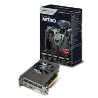 Sapphire Nitro R7 360 2GB GDDR5 DVI-I HDMI DisplayPort PCI-E Graphics Card