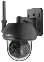 Motorola Focus 73 - Black Outdoor HD Wireless PTZ IP Camera