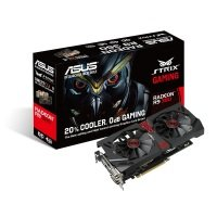 Asus R9 380 4GB GDDR5 DVI HDMI DisplayPort PCI-E Graphics Card