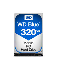"WD Blue 320GB 2.5"" SATA Mobile Hard Drive"