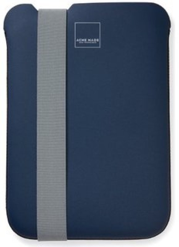 Image of Acme W-AM36628-PWW Skinny Sleeve for iPad Mini - Blue