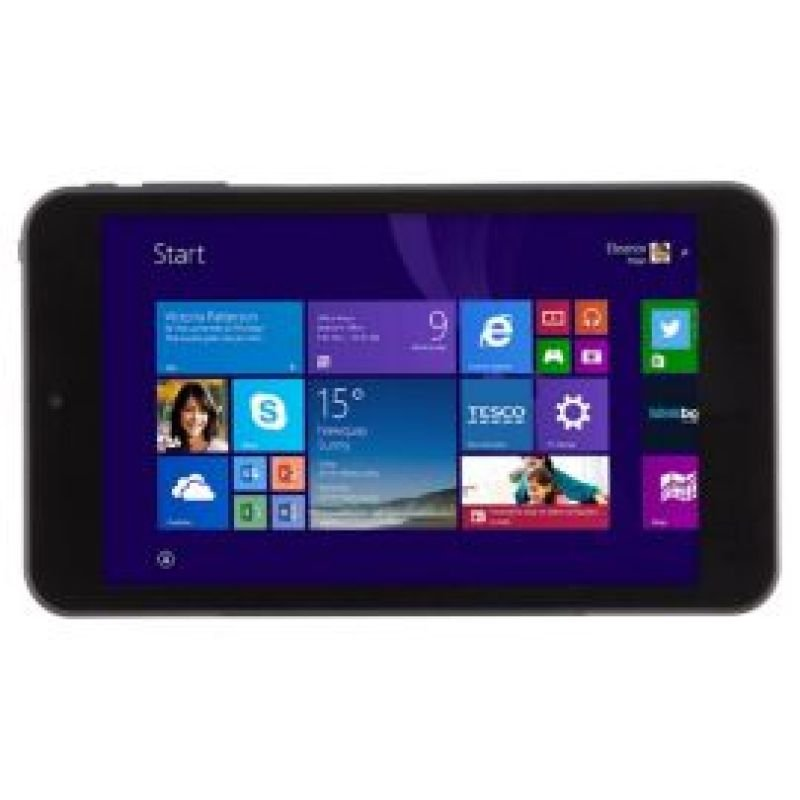 "Image of REFURB Connect 7"" Tablet with Windows 8.1 32GB WiFi - Black"