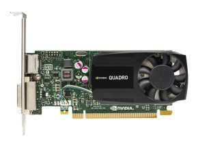 NVIDIA Quadro K620 2GB DDR3 DVI-I DVI-D DisplayPort PCI-E Graphics Card