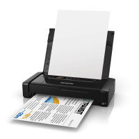 Epson WorkForce WF-100W Wireless Portable Colour Inkjet Printer