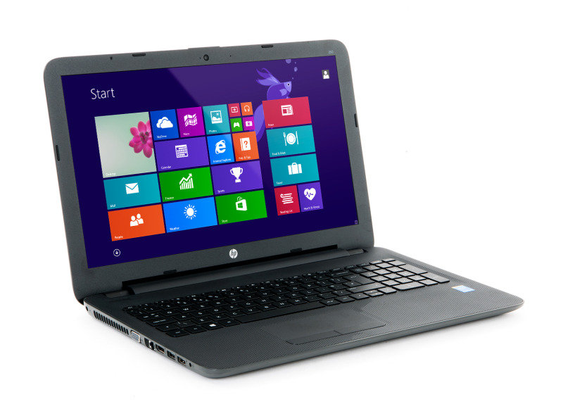 "Image of HP 250 G4 Laptop, Intel Core i5-5200U, 4GB RAM, 500GB HDD, 15.6"" LED, DVDRW, IntelHD, Webcam, Windows 10 Home 64bit"