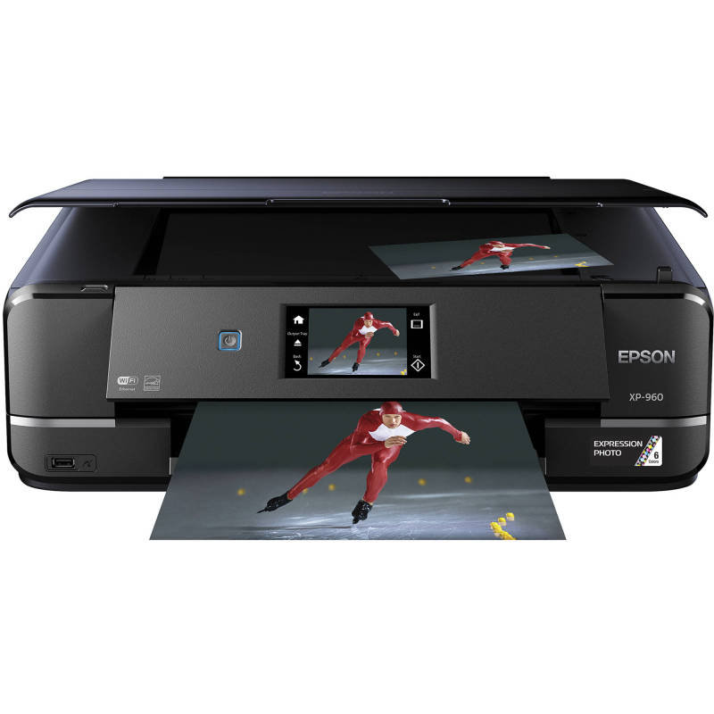 Epson Expression Photo XP-960 A3 All-in-One Multi-Function Inkjet Printer
