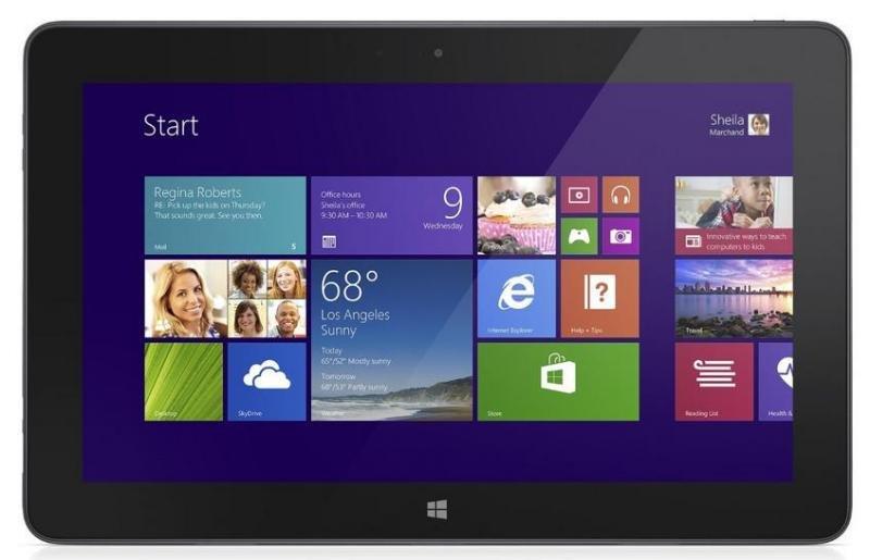 Dell Venue 11 Pro Wifi 64GB Tablet - Black