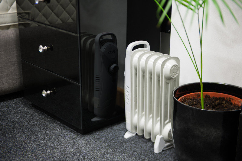 Vida Oil Filled Heater 450w