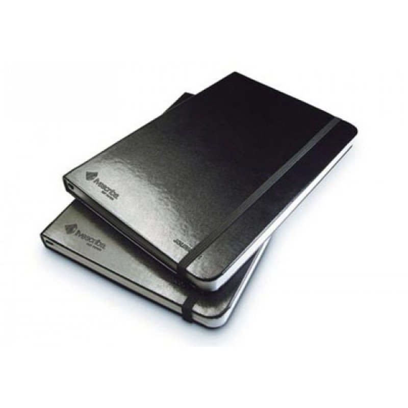 Image of Livescribe Unlined Notebook No1-2 Black Ana-00006(pk2)