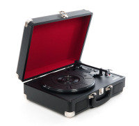 Xenta Briefcase Vinyl Turntable