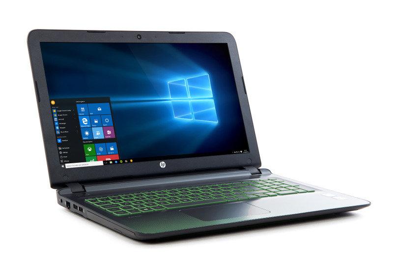 "Image of HP Pavilion 15-ak001na Gaming Laptop, Intel Core i5-6300HQ 2.3GHz, 8GB RAM, 2TB HDD, 15.6"" LED, DVDRW, NVIDIA GTX 950M, WIFI, Bluetooth, Windows 10 Home 64bit"