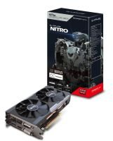 Sapphire R9 380X NITRO 4GB GDDR5 Dual DVI HDMI DisplayPort PCI-E Graphics Card