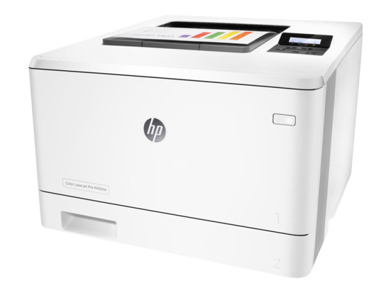 HP M452nw Laserjet Pro Wireless Colour Laser Printer