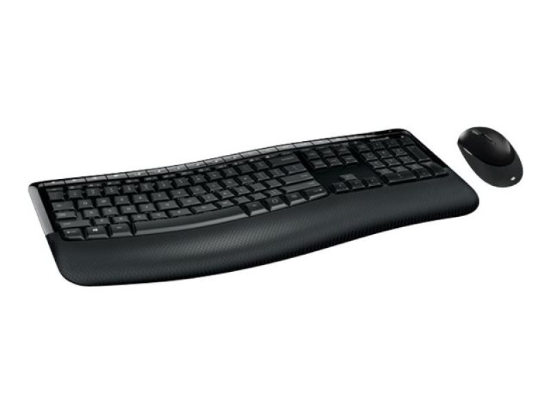 Microsoft Wireless Comfort Desktop 5050 Keyboard and Mouse Set