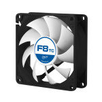 Arctic Cooling F8 TC 80mm Case Fan