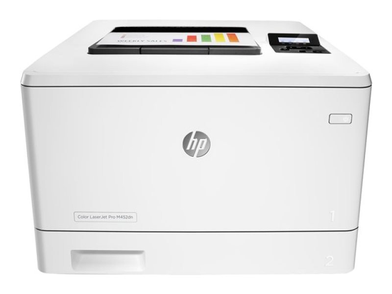 HP M452dn Laserjet Pro Colour Laser Printer