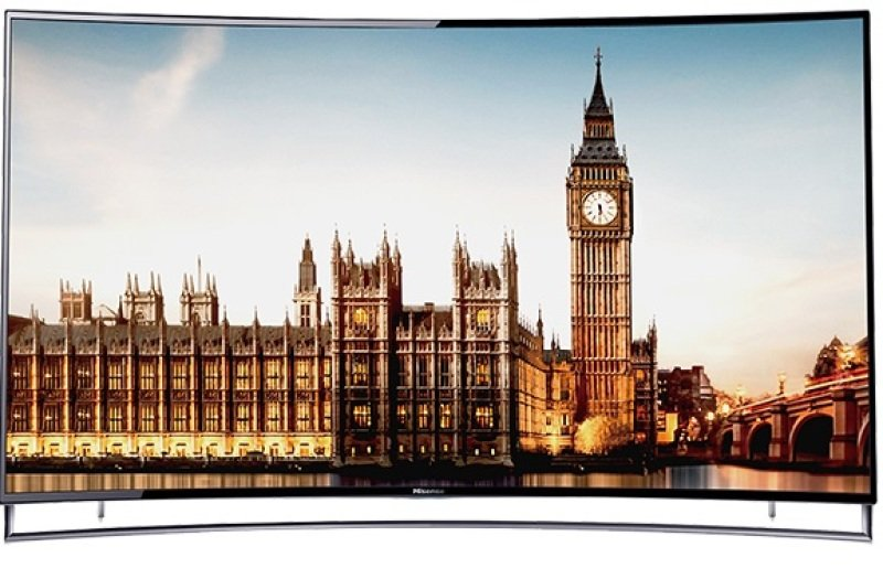"""Image of 65"""" Ultra Hd Smart 3d Curved Led Tv 3840 X 2160 Resolution Silver 4"""