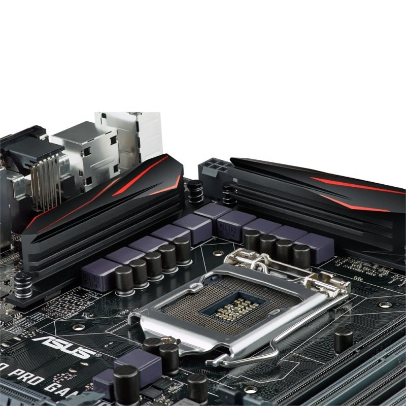 EXDISPLAY Asus Z170 PRO GAMING Socket 1151 VGA DVI HDMI 8-channel HD audio ATX Motherboard
