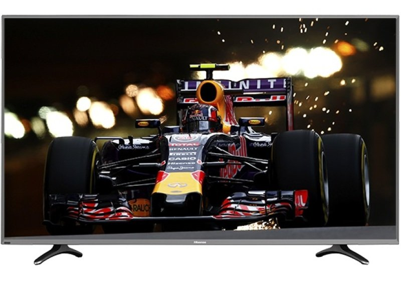 "Image of 40"" Ultra Hd Smart Led Tv 3840 X 2160 Resolution Silver 4 X Hdmi 3"