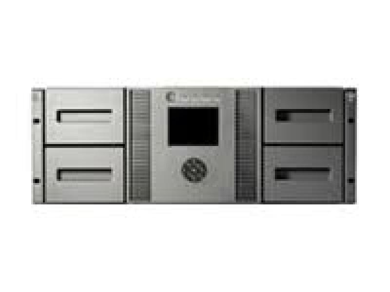 Image of HP StoreEver MSL4048 1 LTO-6 Ultrium 6250 Fibre Channel Tape Library/Tvlite