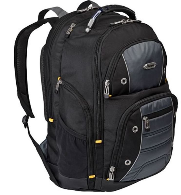 "Targus Drifter II Laptop Backpack For Laptops up to 16"" - Black / Grey"