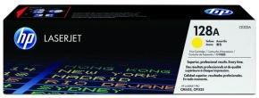 HP 128A Yellow Toner Cartridge - CE322A