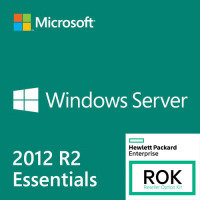 Windows Server 2012 R2 - Essentials Edition (HPE ROK)