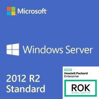 Windows Server 2012 R2 - Standard Edition (HPE ROK)