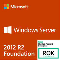 Windows Server 2012 R2 - Foundation Edition (HPE ROK)