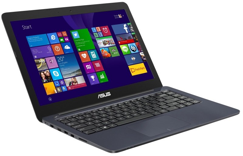 "Image of Asus E402MA Laptop, Intel Pentium N3540, 2GB RAM, 32GB Flash, 14"" HD, No-DVD, Intel HD, Webcam, WIFI, Bluetooth, Windows 10 Home 64"