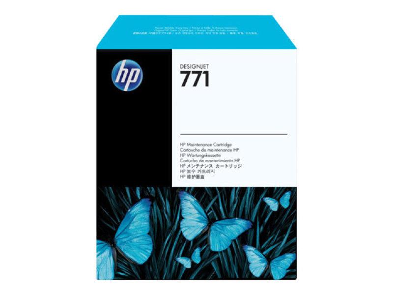 HP 771 OriginalMaintenance CartridgeFor use with - DesignJet Z6200, Z6600, Z6610, Z6800, Z6810 - CH644A