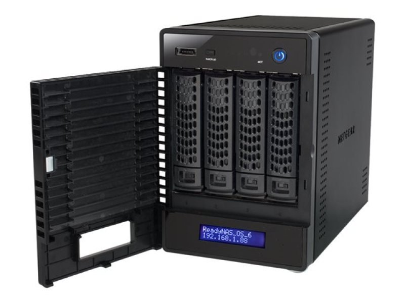 NETGEAR ReadyNAS 214 4 Bay Diskless NAS