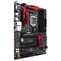 Asus B150 PRO GAMING Socket 1151 VGA HDMI 8-Channel HD Audio ATX Motherboard