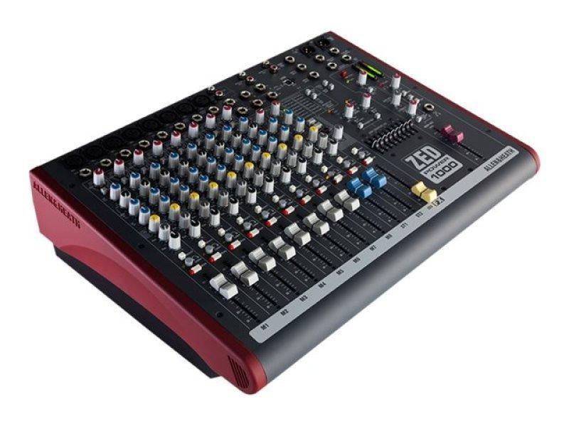 Image of ZED Power 1000 2 x 500W Powered Mixer