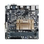 Asus N3050I-C Intel Celeron N3050 SoC VGA HDMI 8-Channel HD Audio Mini ITX Motherboard