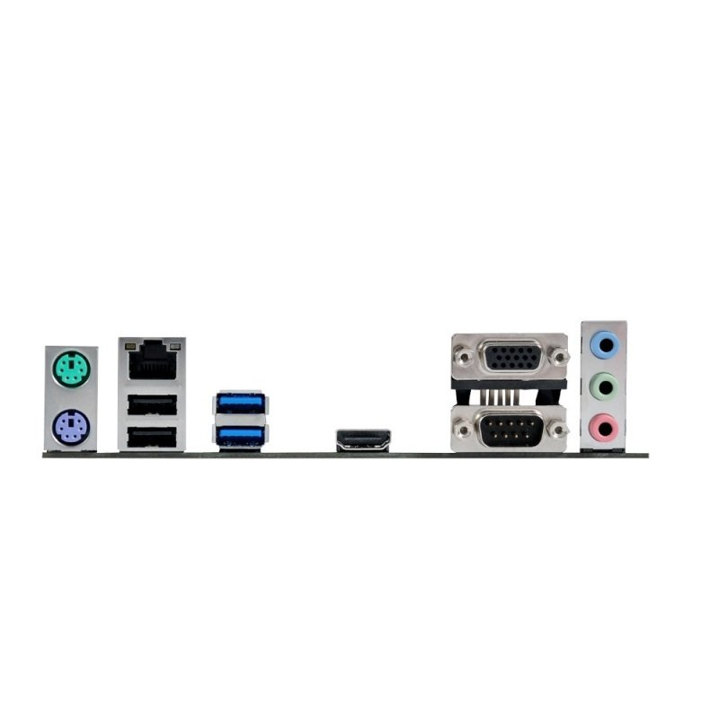 Asus N3150I-C Intel Celeron N3150 SoC VGA HDMI 8-Channel HD Audio Mini ITX Motherboard
