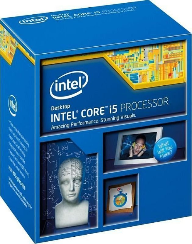 Intel Xeon E3-1220 v3 3.1GHz Socket 1150 8 MB Cache Retail Boxed Processor