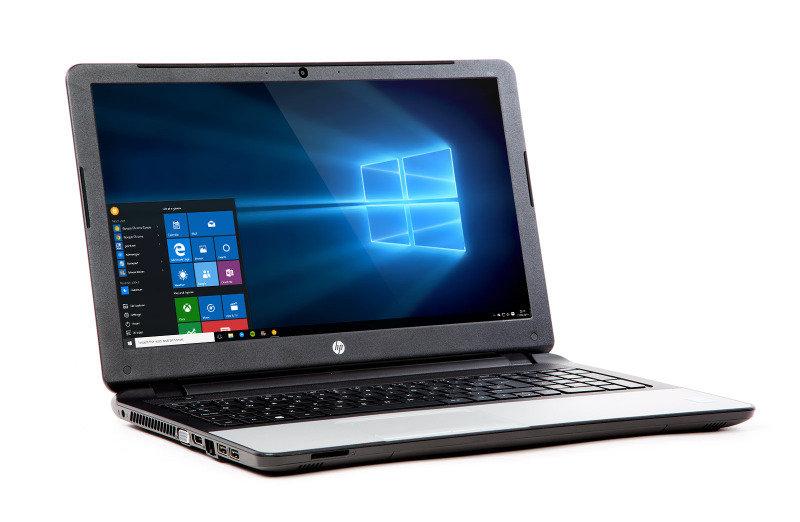 """Image of HP 350 G2 Laptop, Intel Core i5-5200U 2.2 GHz, 4GB RAM, 500GB HDD, 15.6"""" LED, DVDRW, Intel HD, WIFI, Webcam, Bluetooth, Windows 8.1"""