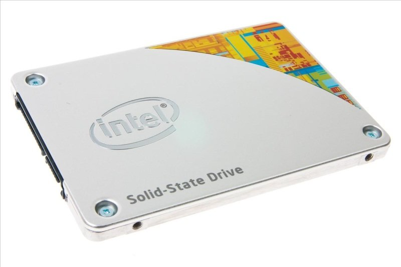 Image of Intel 535 Series 480 GB SATAIII 2.5inch SSD
